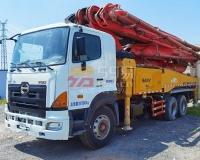 2012年三一日野46米泵车