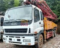 2012年三一五十铃46米泵车