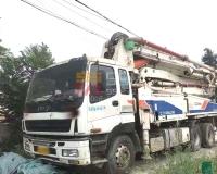 2011年中联五十铃40米泵车