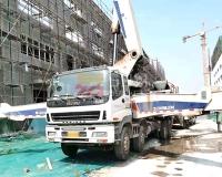 2011年中联五十铃52米泵车