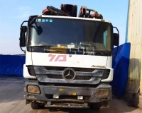 2011年三一奔驰46米泵车