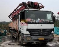 2010年三一奔驰46米泵车