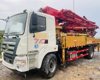 2019年三一37米泵车