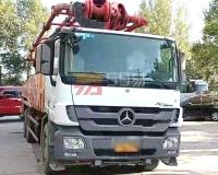 2014年三一奔驰49米泵车(东北)