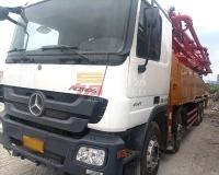 2012年12月三一奔驰52米泵车(精品)