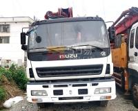 2011年三一五十铃40米泵车