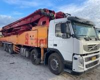 2014年12月三一沃尔沃62米泵车