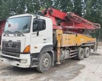 2011年三一日野40米泵车