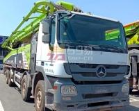 2018年中联奔驰56米泵车