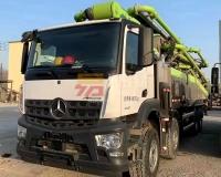 2021年中联奔驰63米泵车