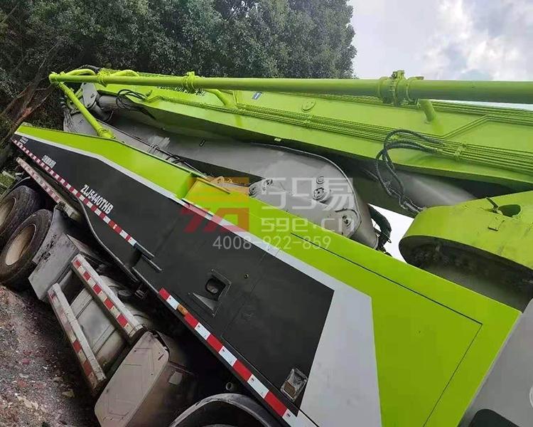 2020年中联汕德卡56米泵车