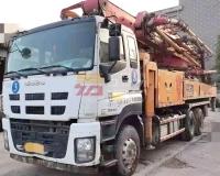 2015年5月三一五十铃49米泵车