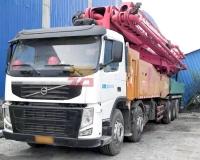 2014年三一沃尔沃62米泵车