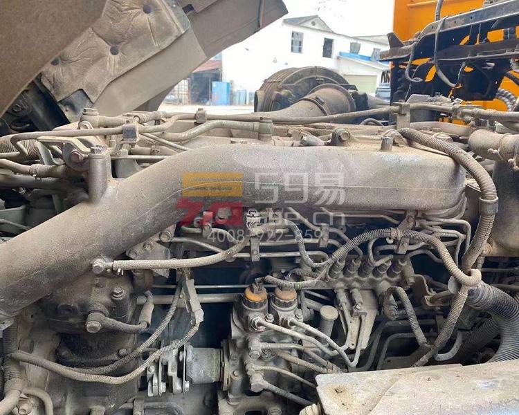 2011年三一五十铃37米泵车